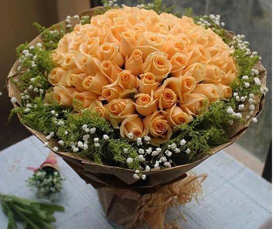 <b>一大束玫瑰花怎么保存?水插/风干(风干可保存2~3年)</b>