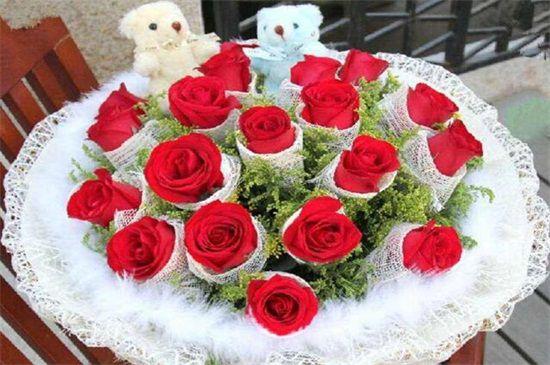 18朵玫瑰代表什么意思?代表真诚与坦白的爱