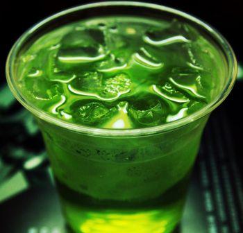 芦荟柠檬汁