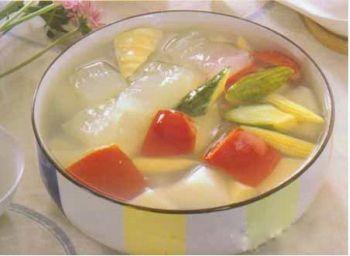 芦荟蔬菜汤